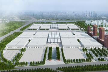 津城撑起智慧绿伞——国家会展中心(天津)盛大启用