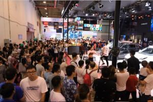 创新驱动,硕果喜结,2019第十八届青岛秋季国际车展完满收官!
